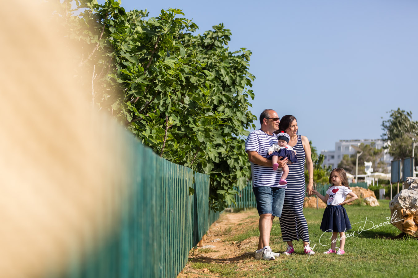 A Family Photo Shoot in Protaras, Cyprus - 02