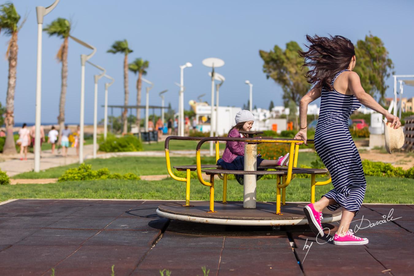 A Family Photo Shoot in Protaras, Cyprus - 10