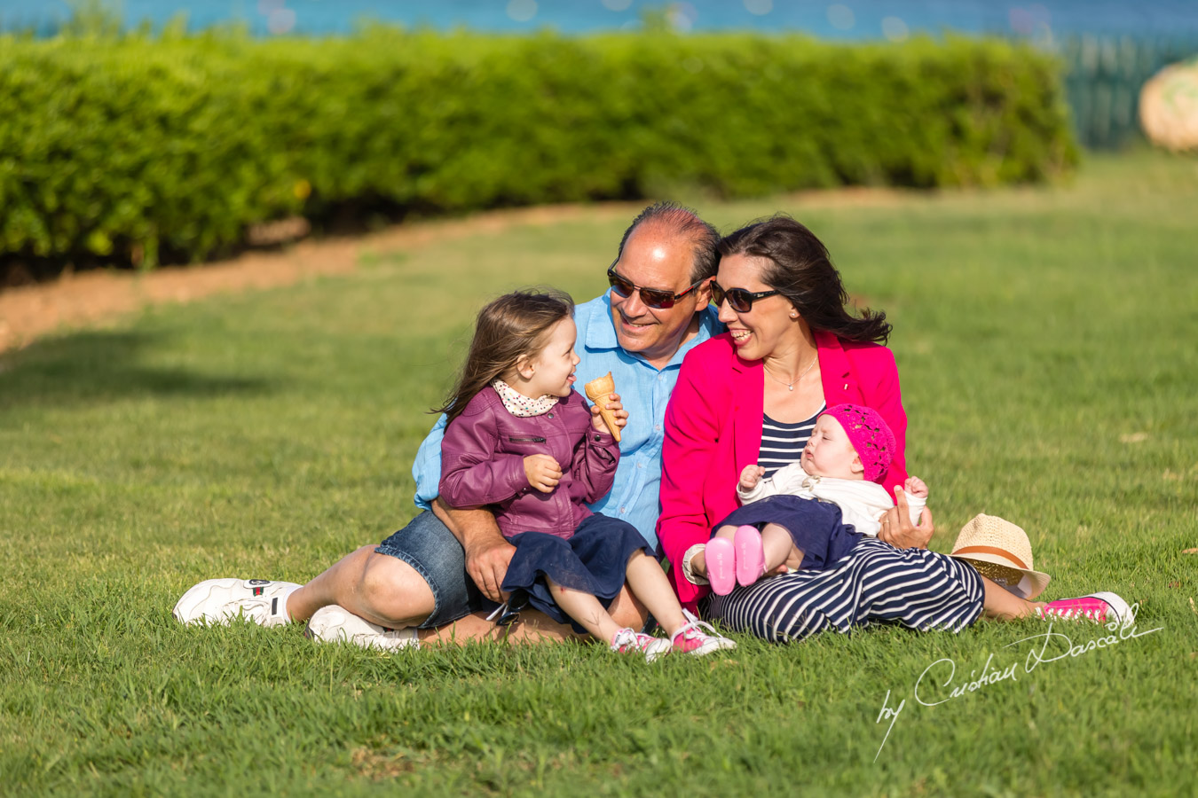 A Family Photo Shoot in Protaras, Cyprus - 20