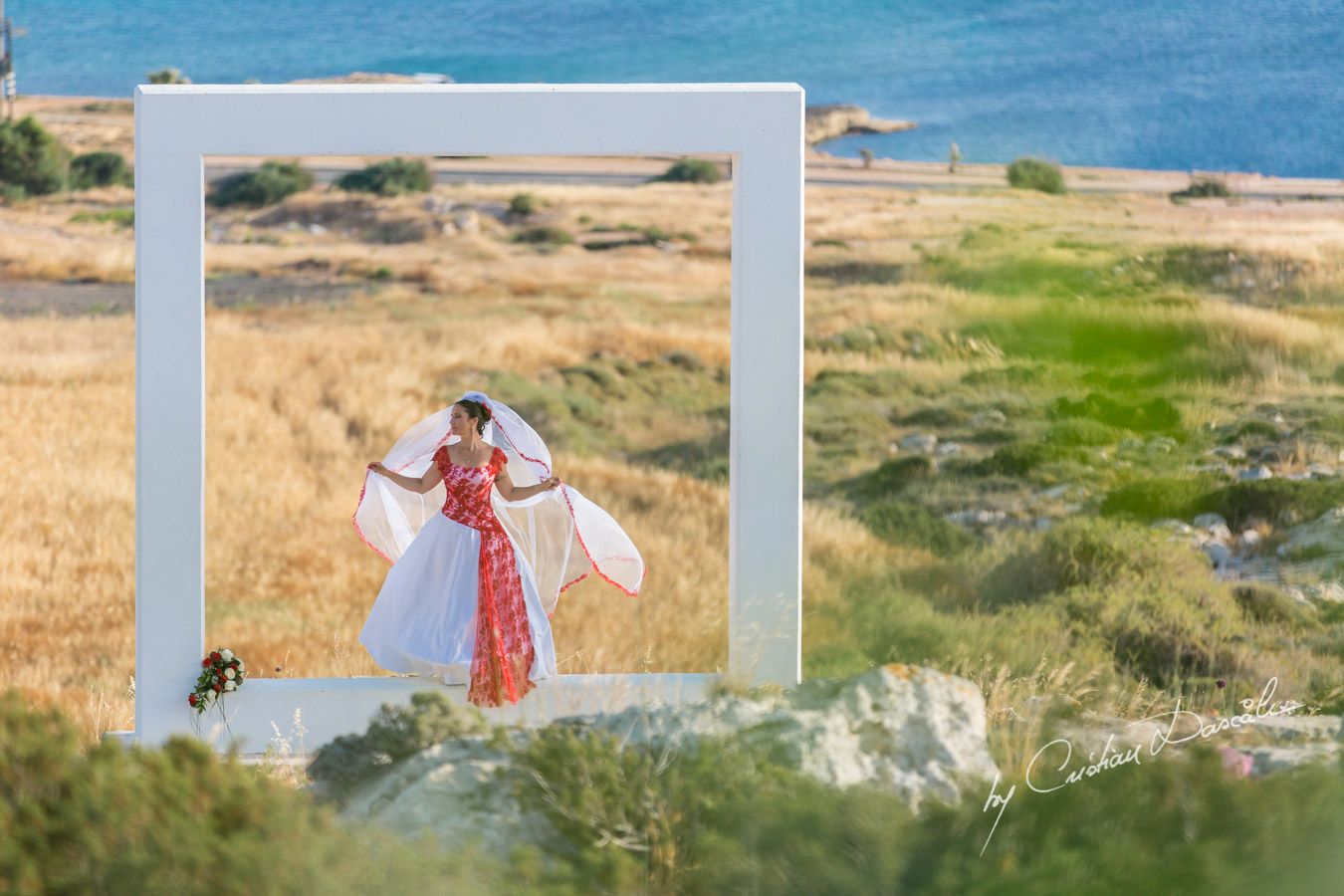 Beautiful Wedding at Grecian Park - 0039