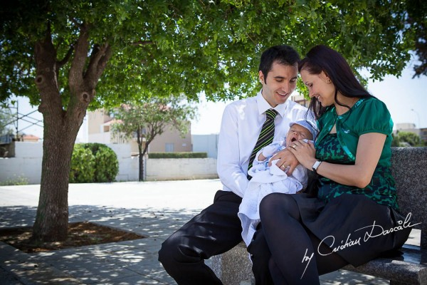 Christenings / First time we see the light