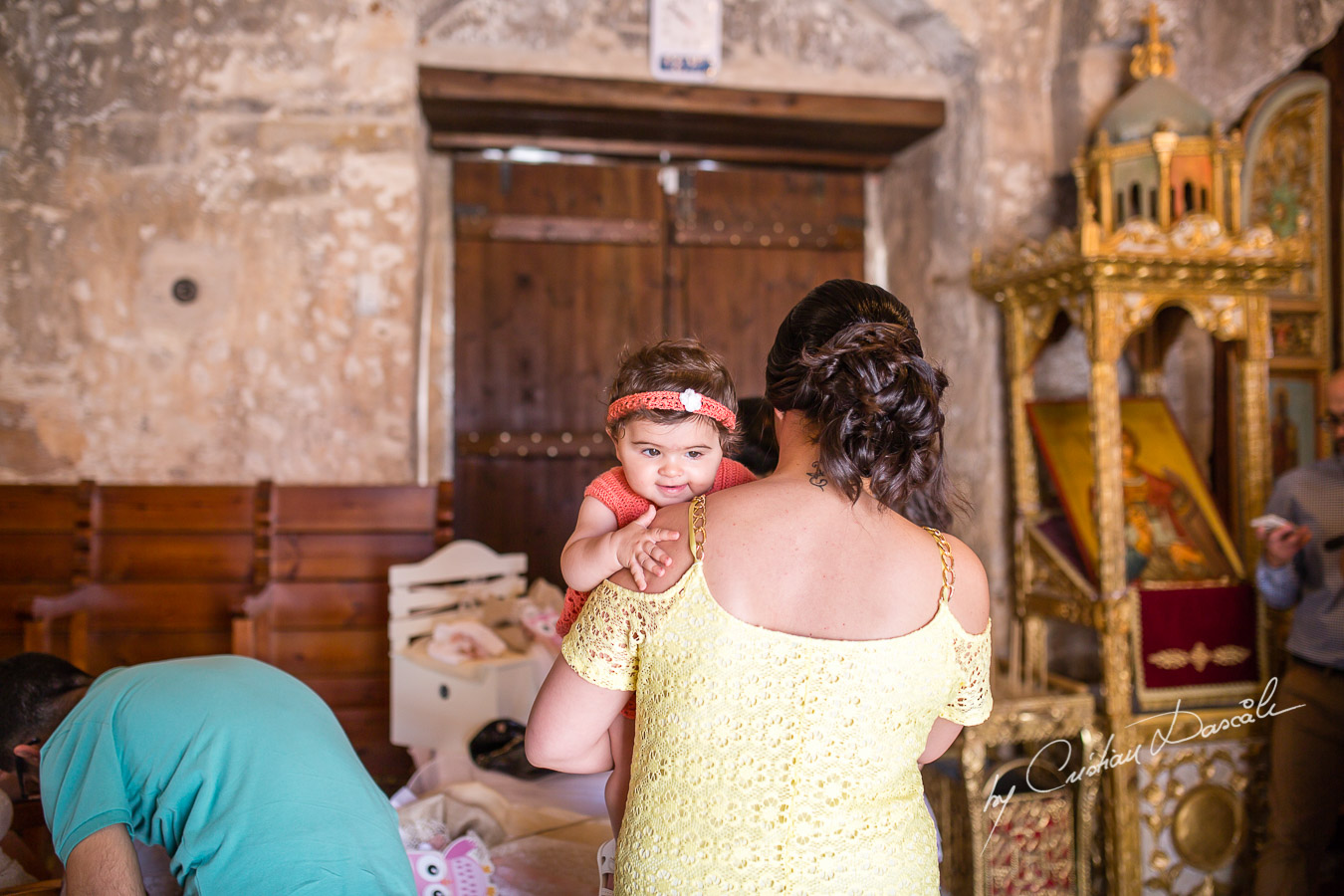 Joyous Christening in Limassol - 12