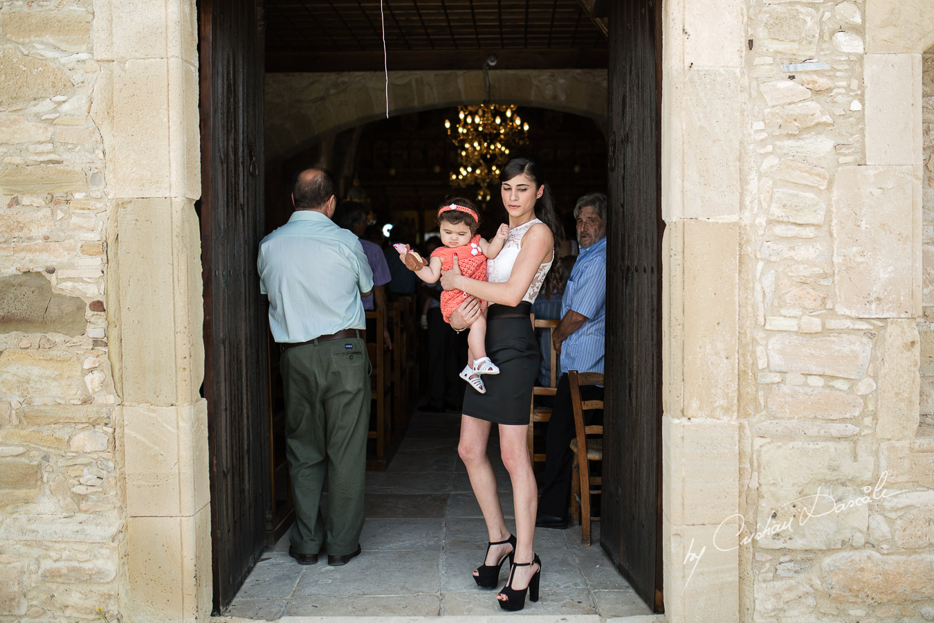 Joyous Christening in Limassol - 18