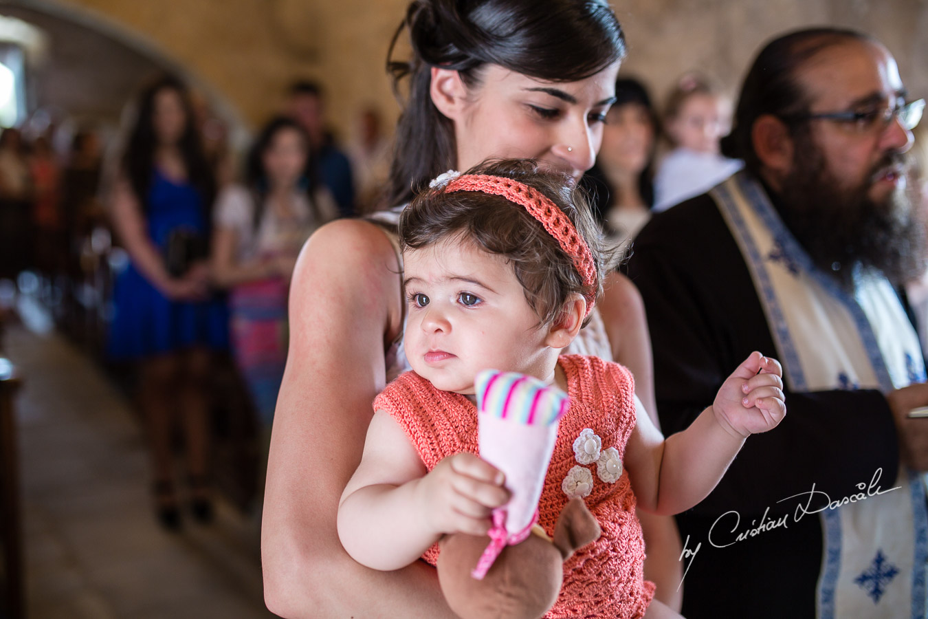 Joyous Christening in Limassol - 20
