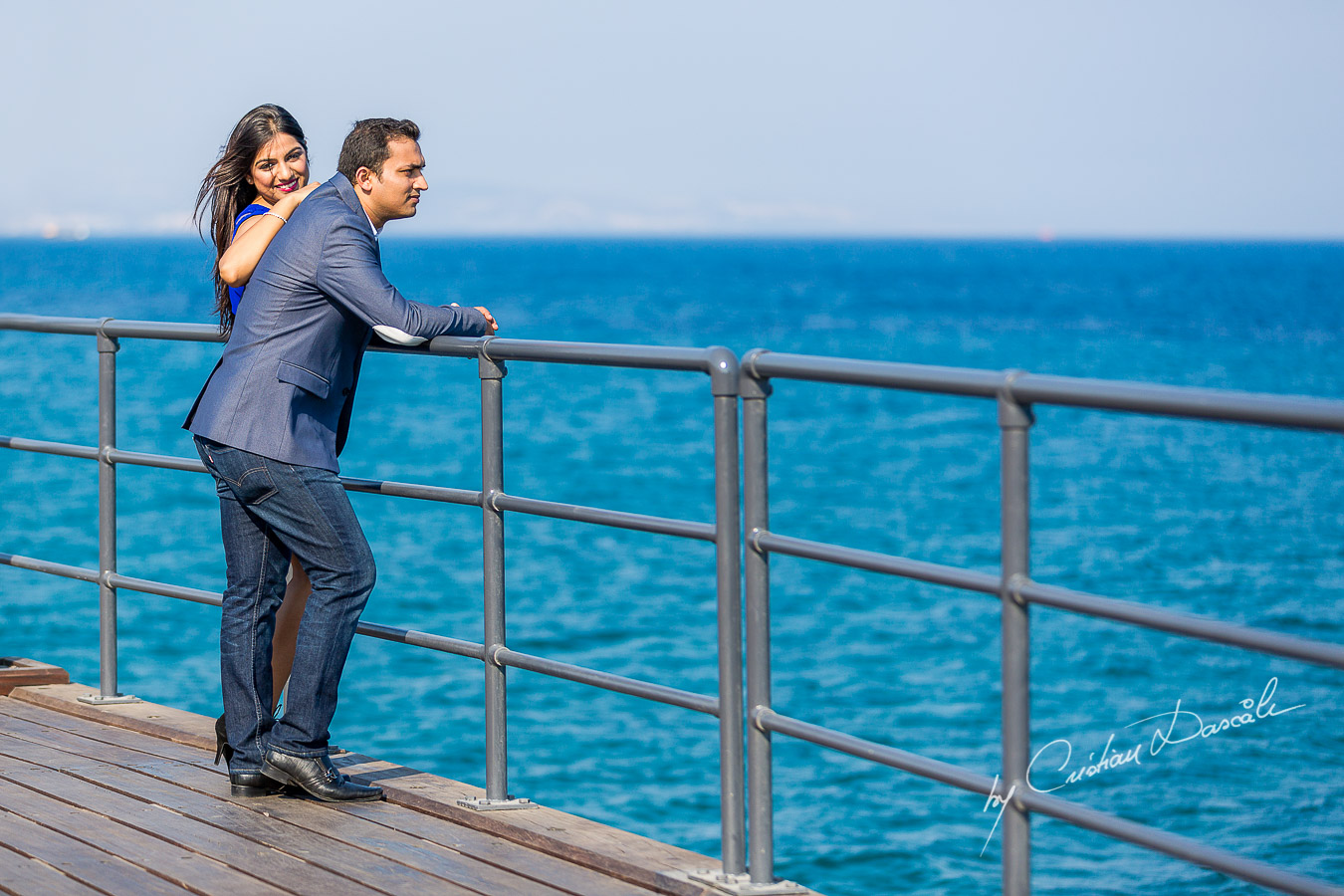 An After-Wedding Photo Shoot in Cyprus - 05