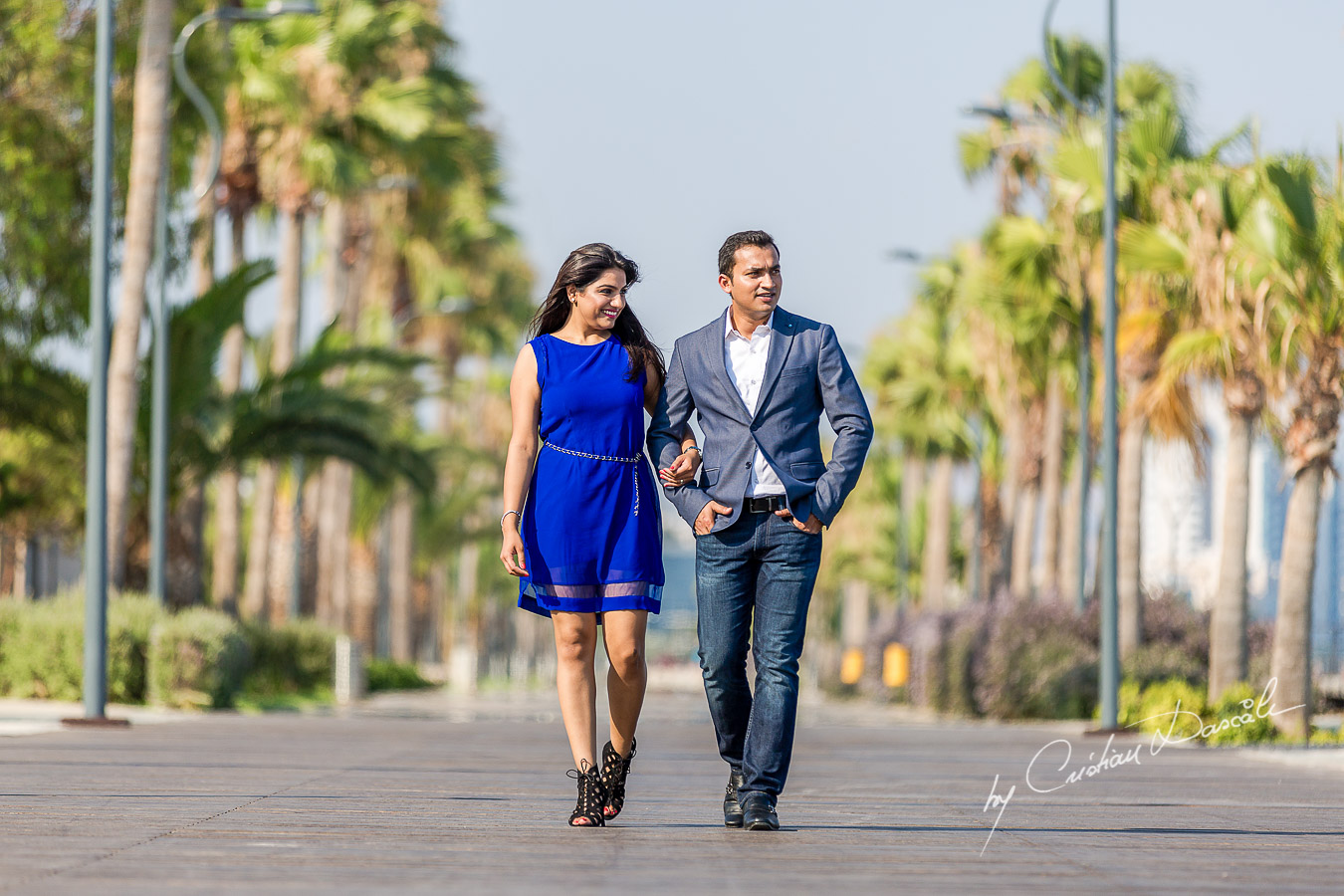 An After-Wedding Photo Shoot in Cyprus - 06