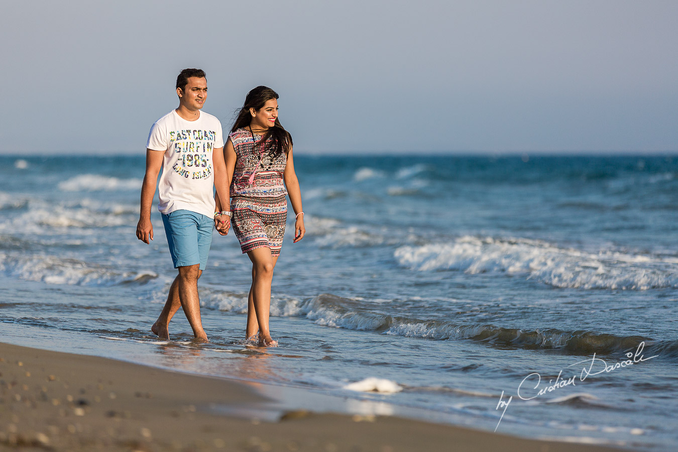An After-Wedding Photo Shoot in Cyprus - 13