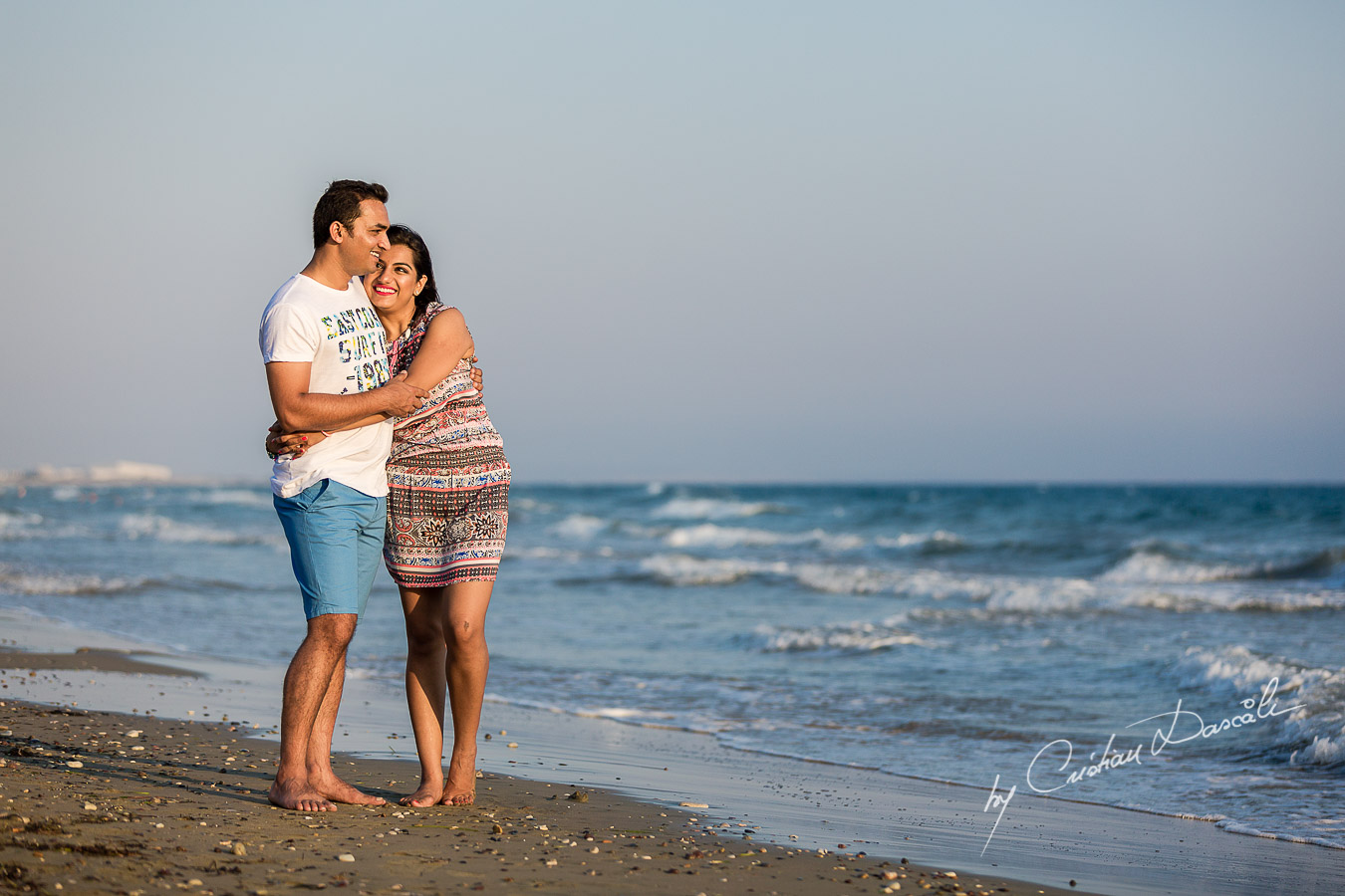 An After-Wedding Photo Shoot in Cyprus - 16