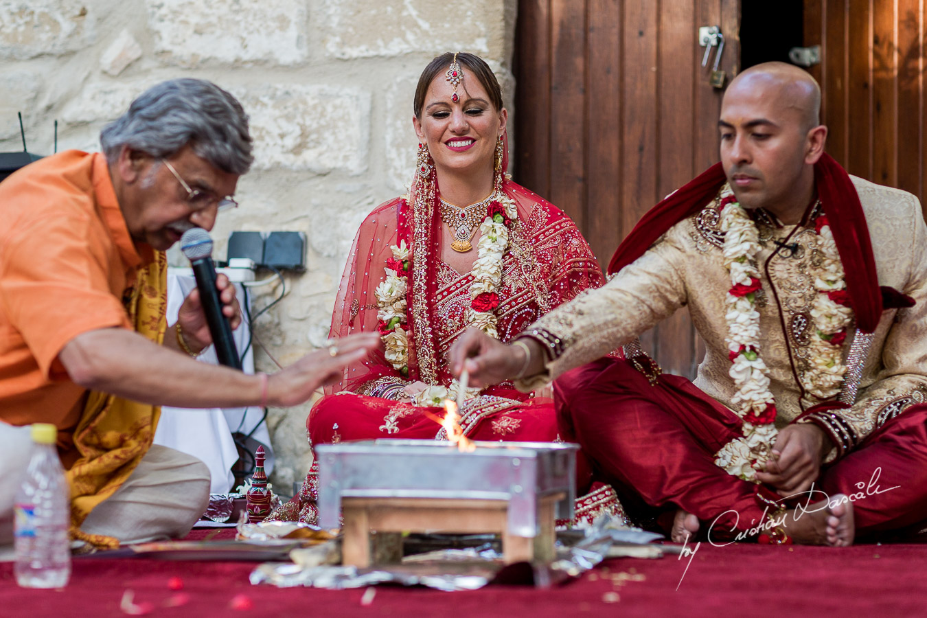 Hindu Wedding at Ayii Anargyri - 137