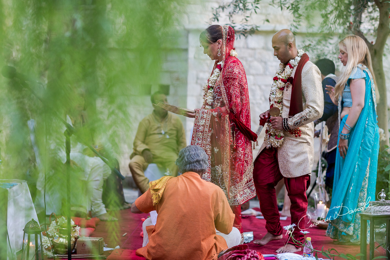 Hindu Wedding at Ayii Anargyri - 140