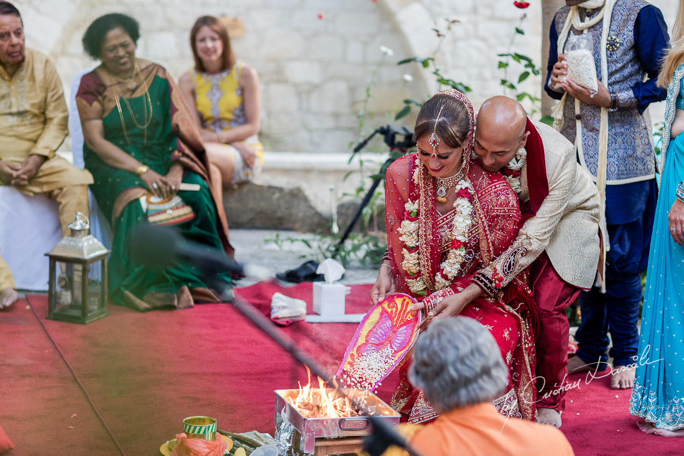 Hindu Wedding at Ayii Anargyri - 141