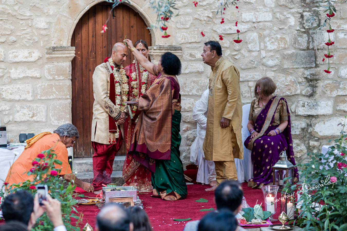 Hindu Wedding at Ayii Anargyri - 147