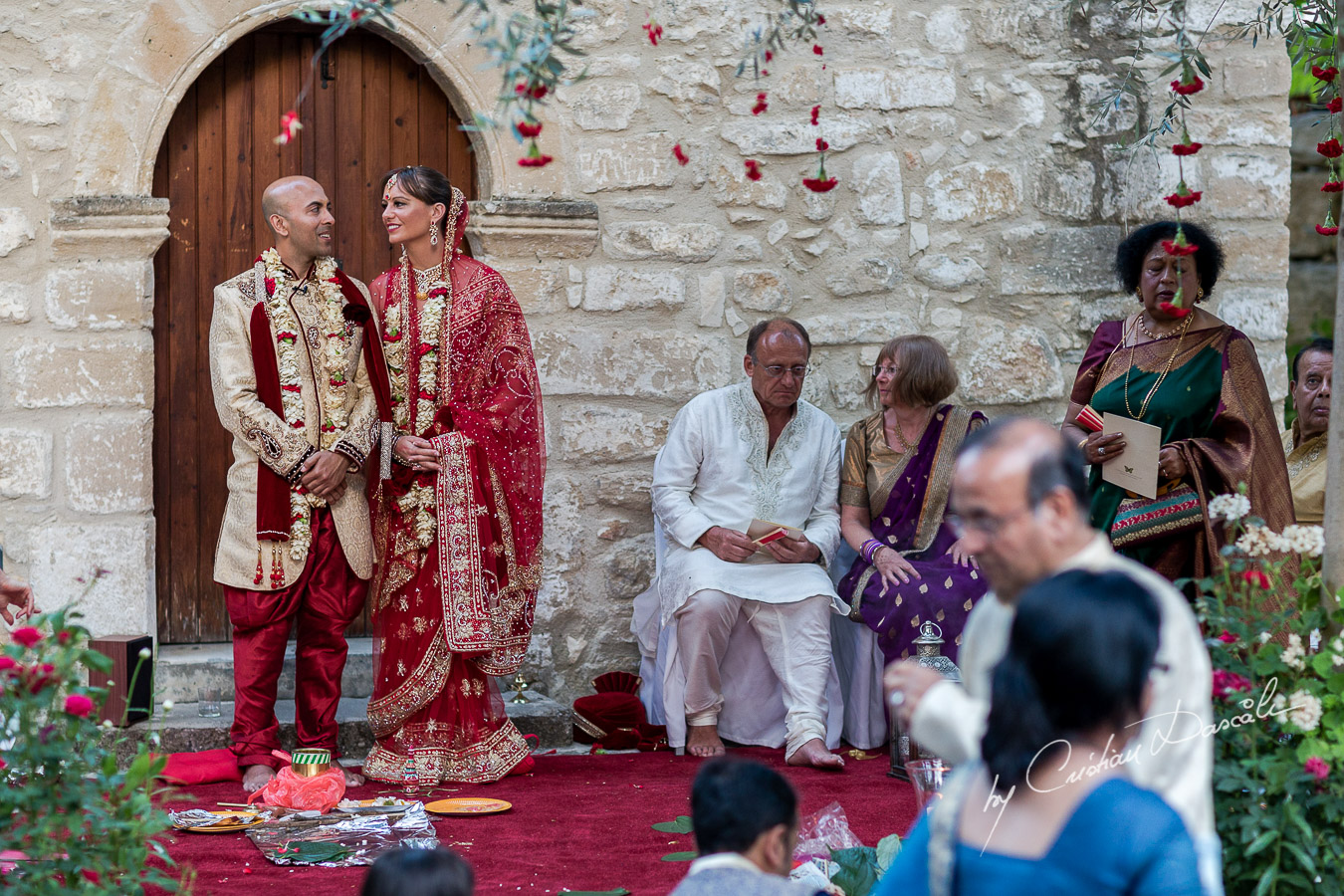 Hindu Wedding at Ayii Anargyri - 148