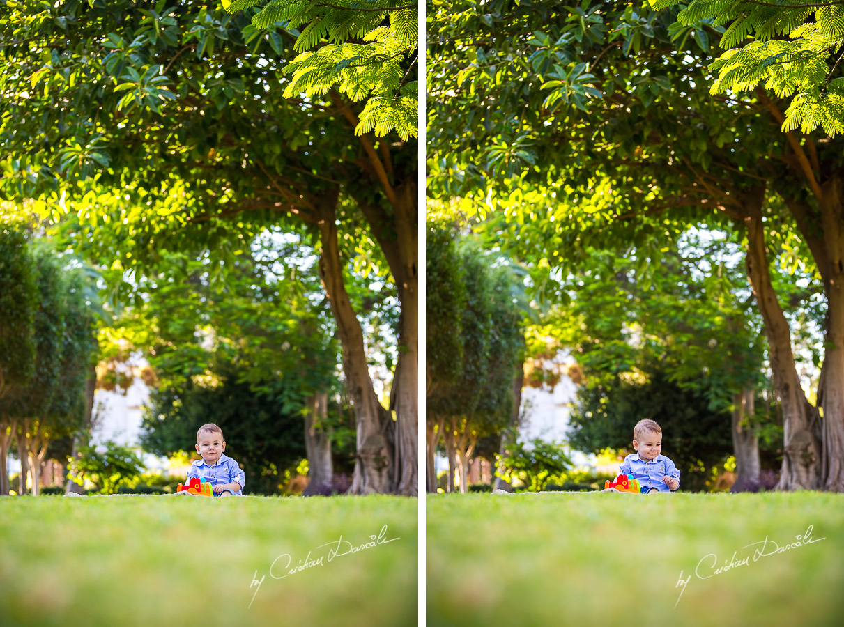Magical Photo Shoot in Limassol Park - 01