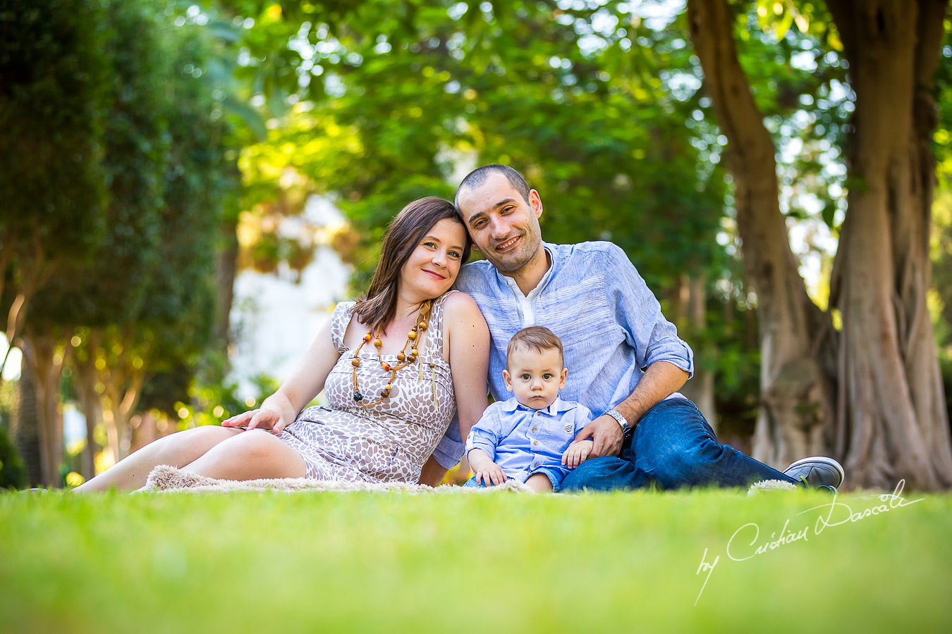 Magical Photo Shoot in Limassol Park - 03