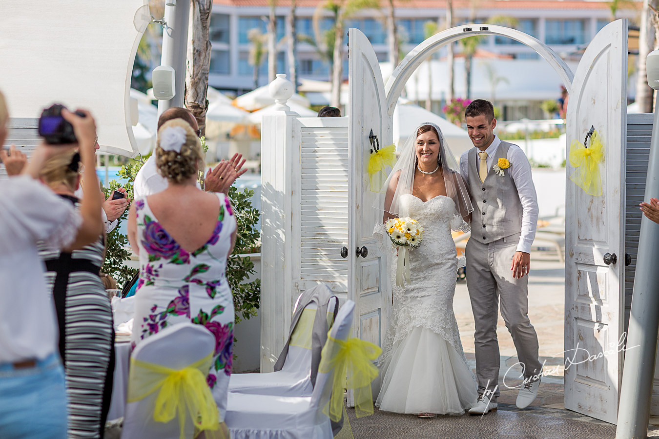 Olympic Lagoon Resort Wedding - 63