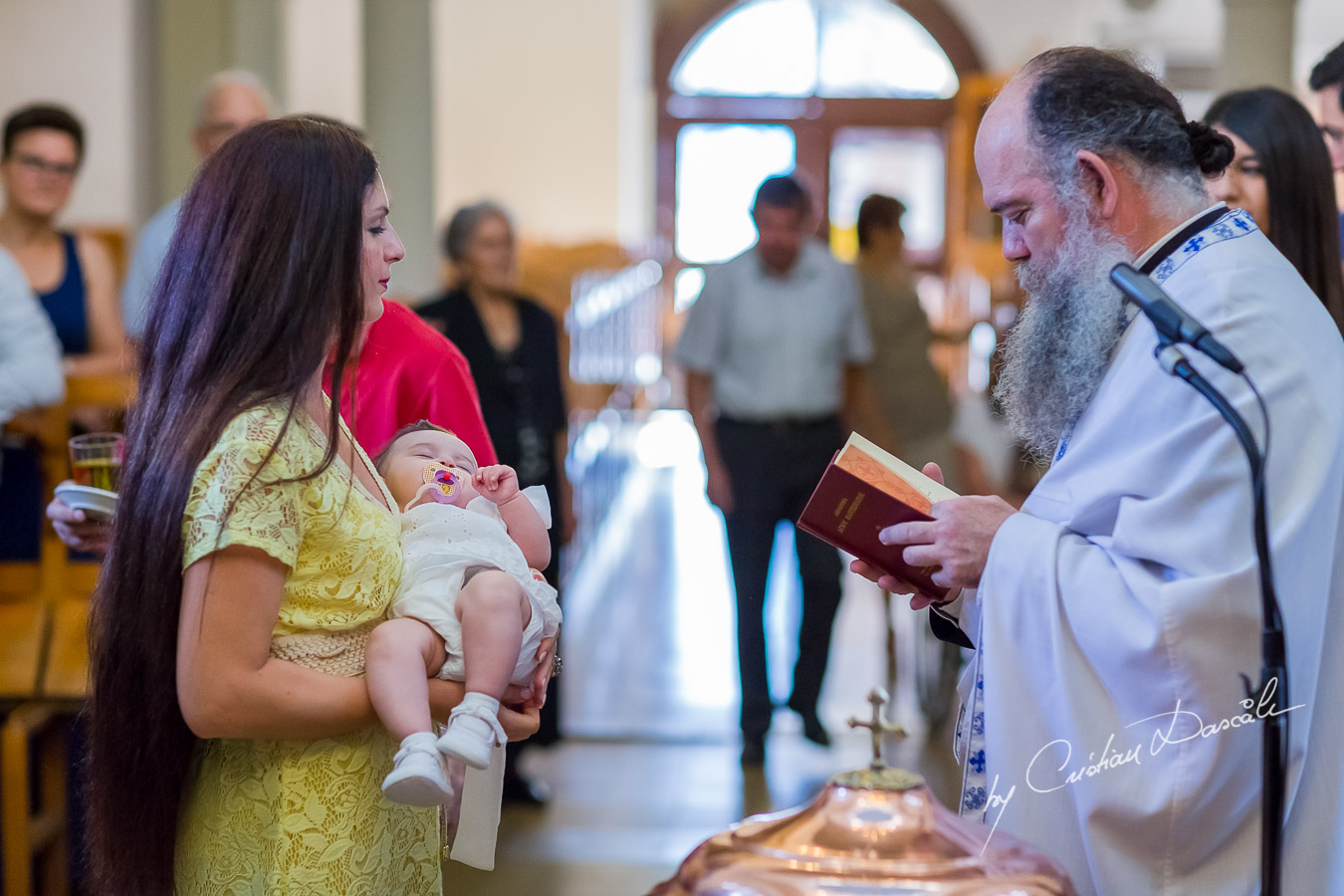 Baptism Photograher in Nicosia - Chrisanti's Christening by Cristian Dascalu - 13