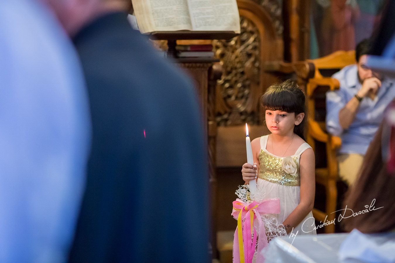 Baptism Photograher in Nicosia - Chrisanti's Christening by Cristian Dascalu - 25