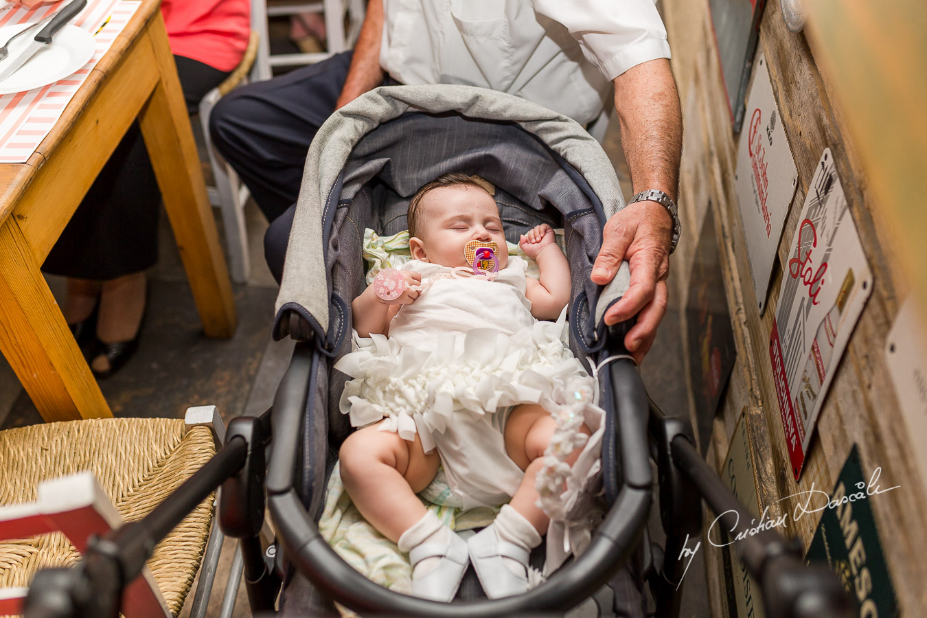 Baptism Photograher in Nicosia - Chrisanti's Christening by Cristian Dascalu - 35