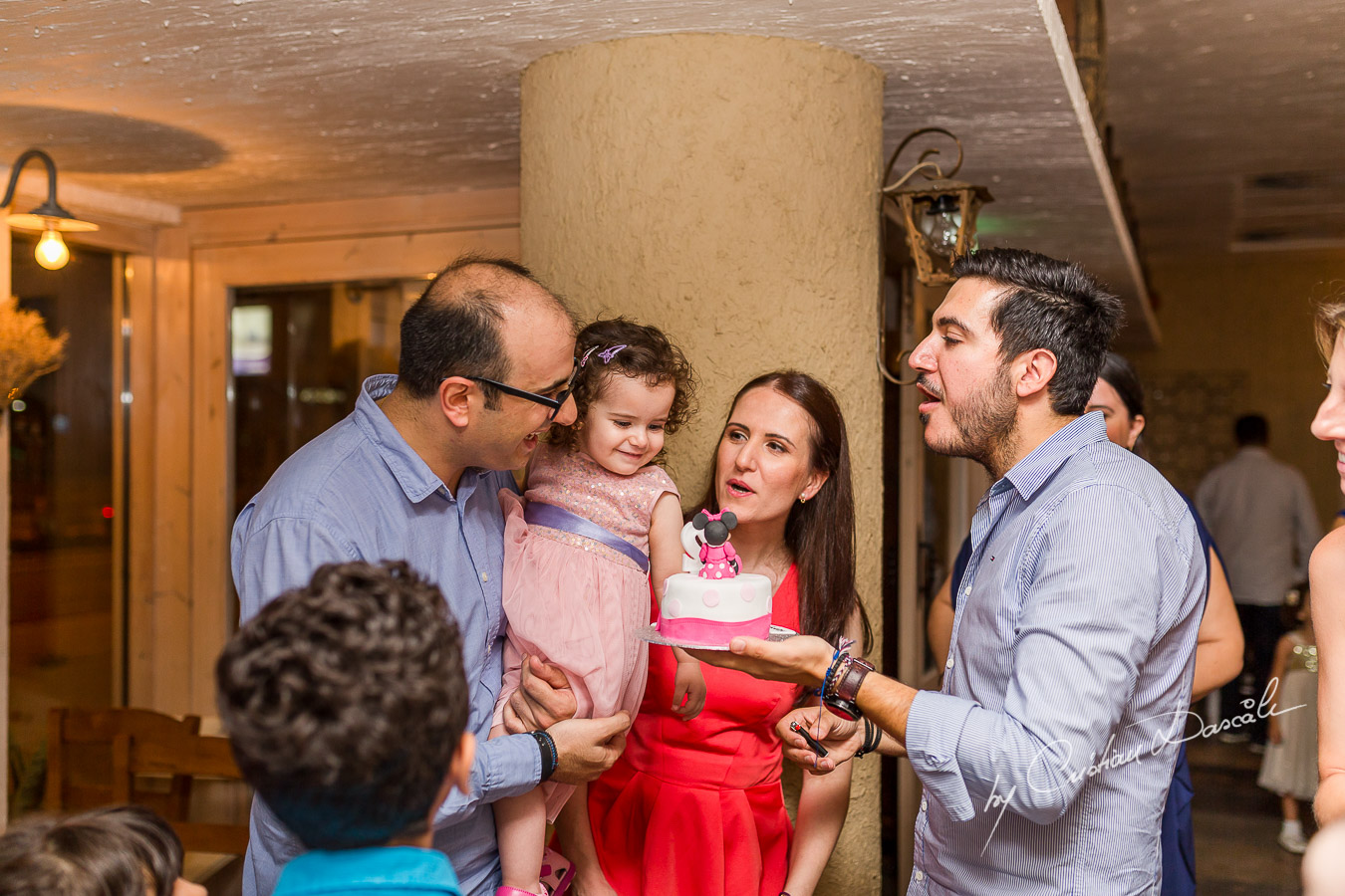 Baptism Photograher in Nicosia - Chrisanti's Christening by Cristian Dascalu - 38