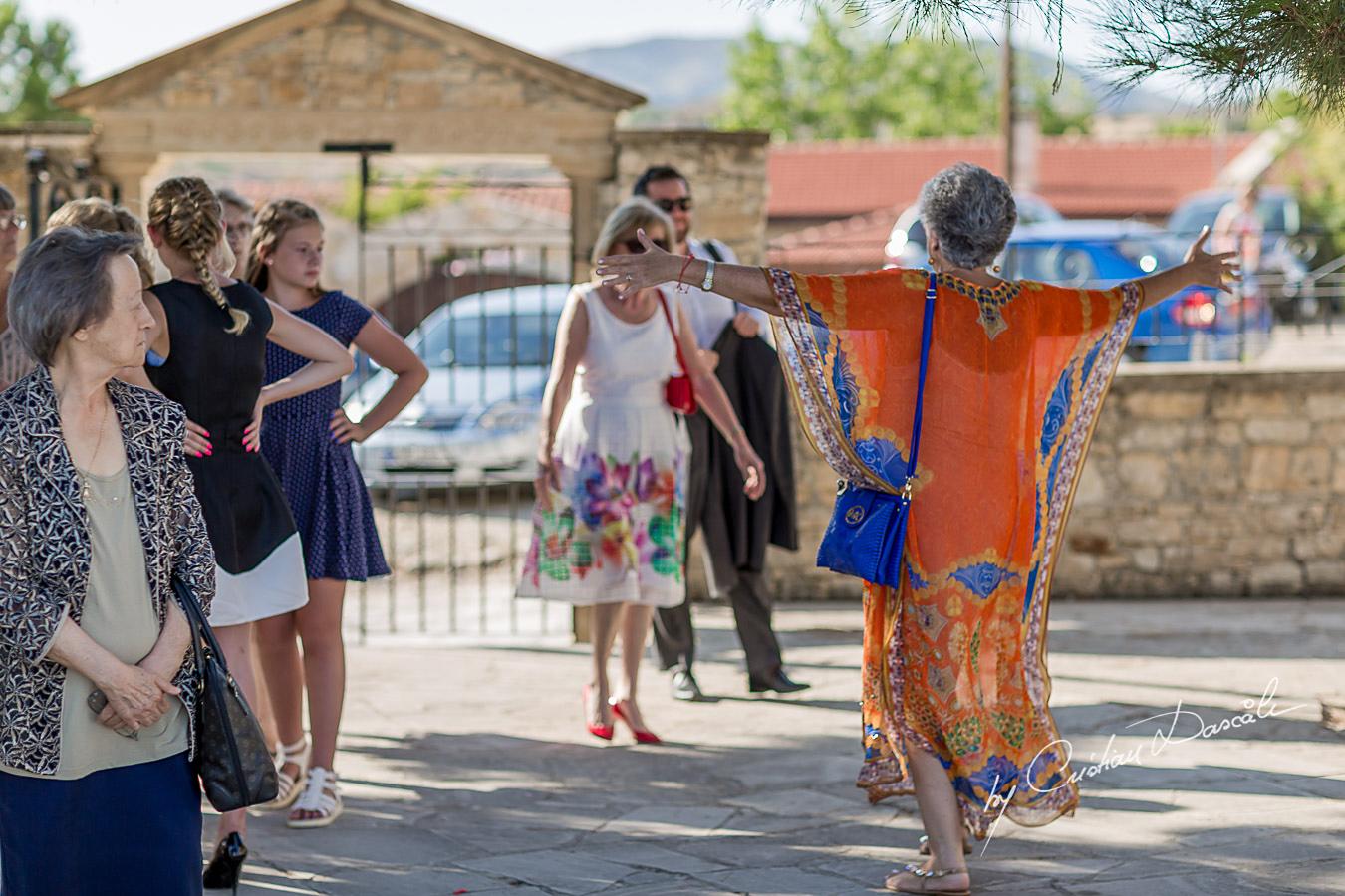 Wedding Celebration at Apokryfo - 13