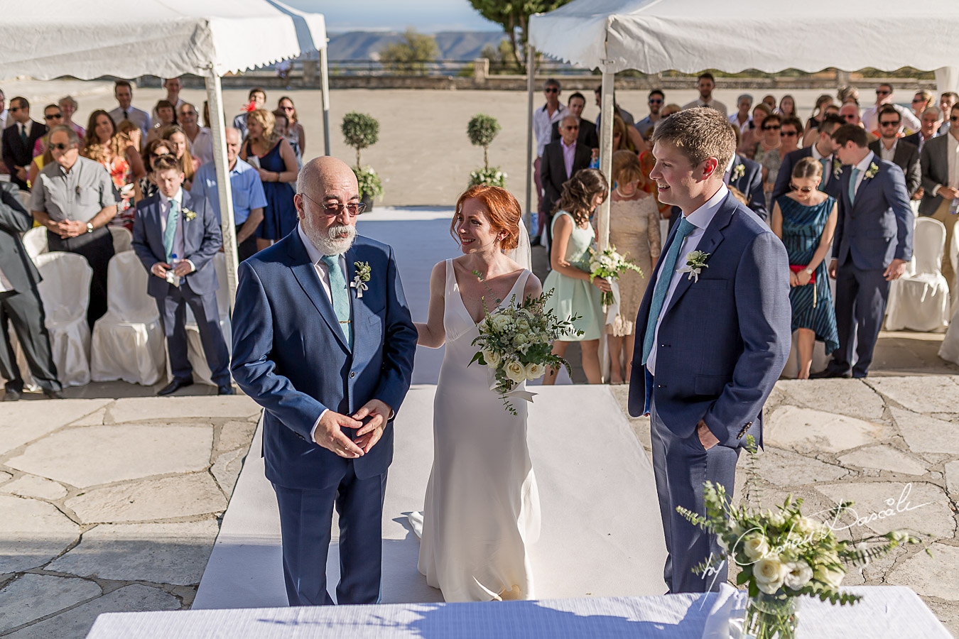 Wedding Celebration at Apokryfo - 41