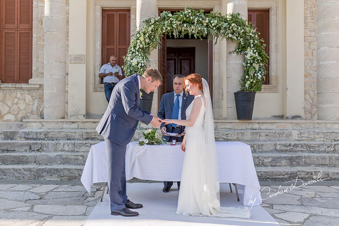 Wedding Celebration at Apokryfo - 58