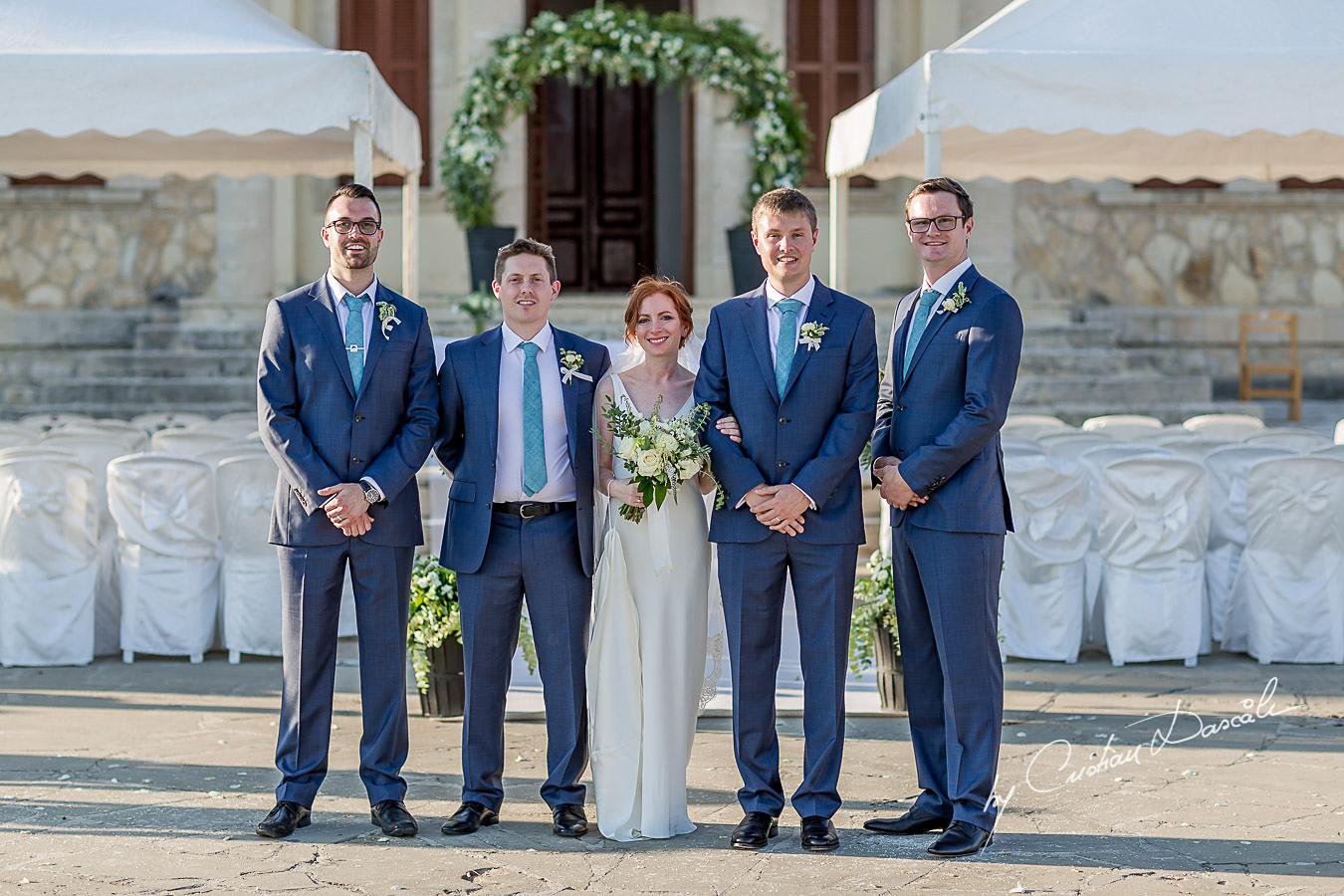 Wedding Celebration at Apokryfo - 64
