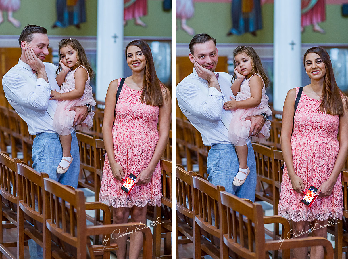 Angelic Christening in Limassol - 22