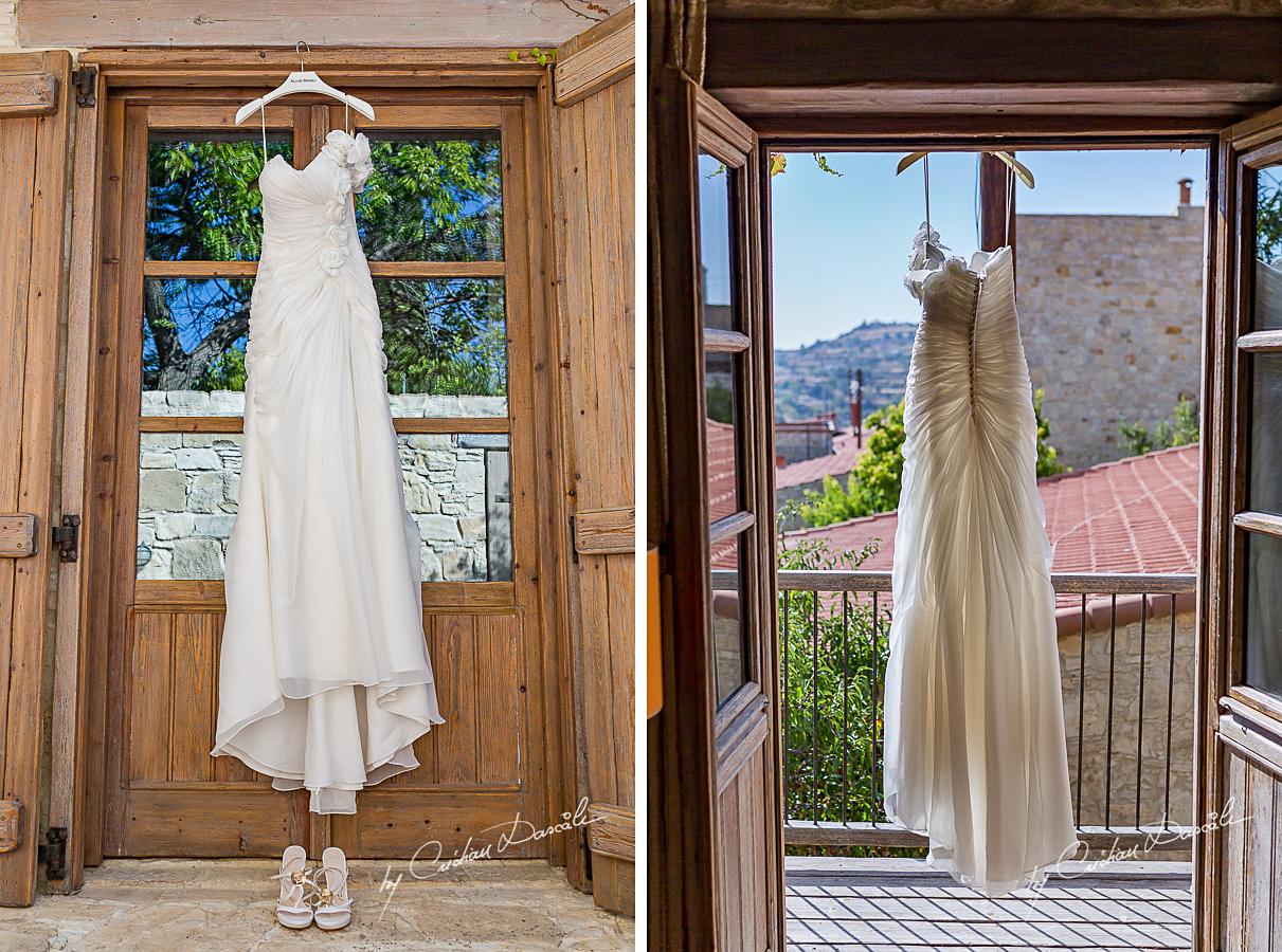 Elegant Wedding at Apokryfo, Lofou - 13