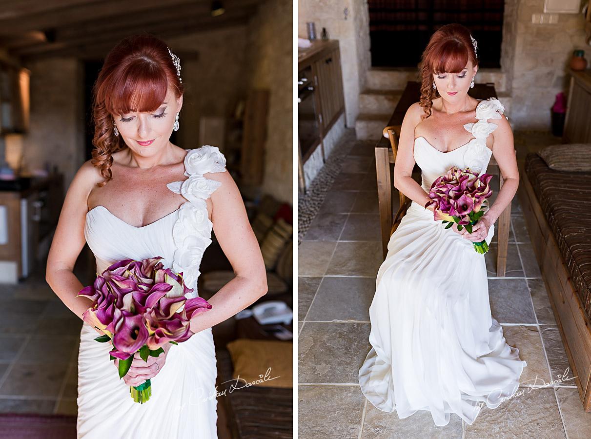 Elegant Wedding at Apokryfo, Lofou - 15