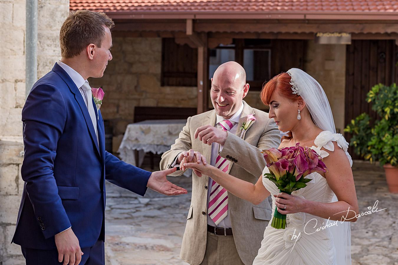 Elegant Wedding at Apokryfo, Lofou - 22