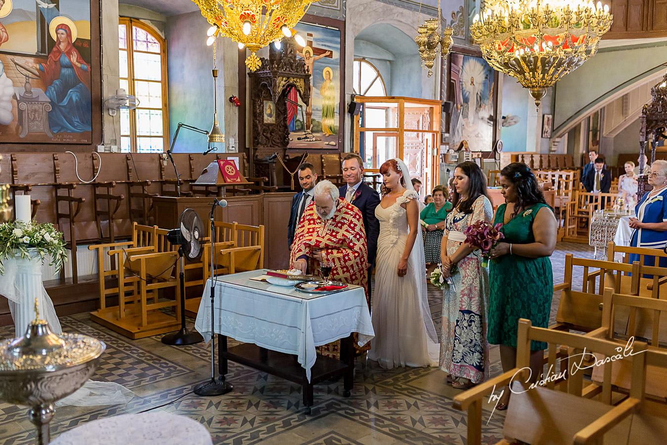 Elegant Wedding at Apokryfo, Lofou - 26