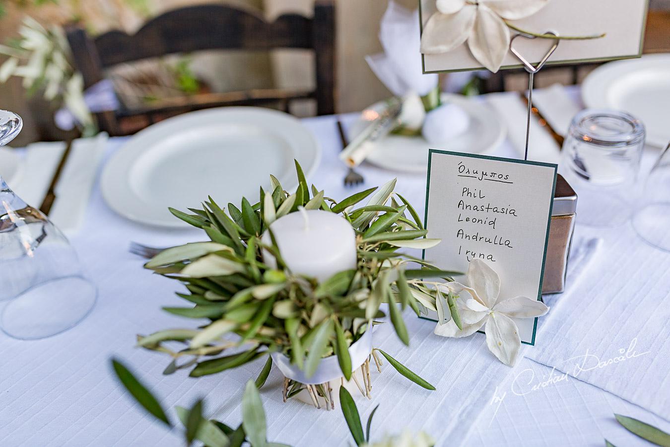 Elegant Wedding at Apokryfo, Lofou - 35