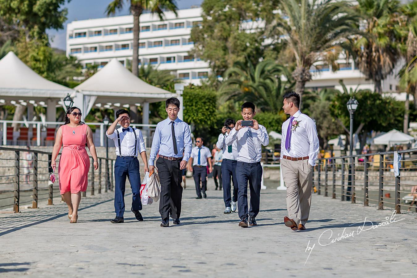 Elias Beach Hotel Wedding - Johnson & Helen - 19