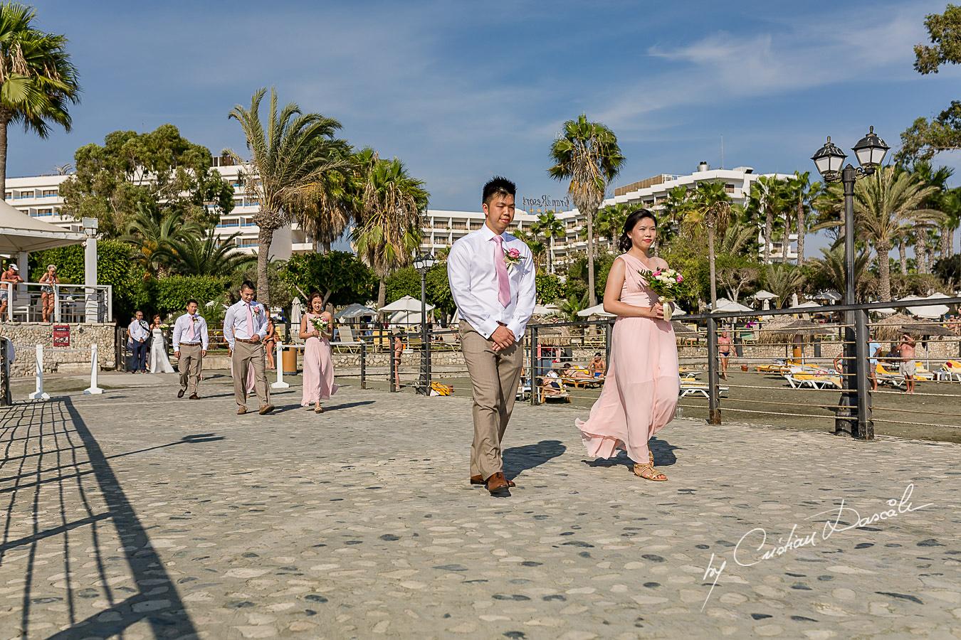 Elias Beach Hotel Wedding - Johnson & Helen - 23
