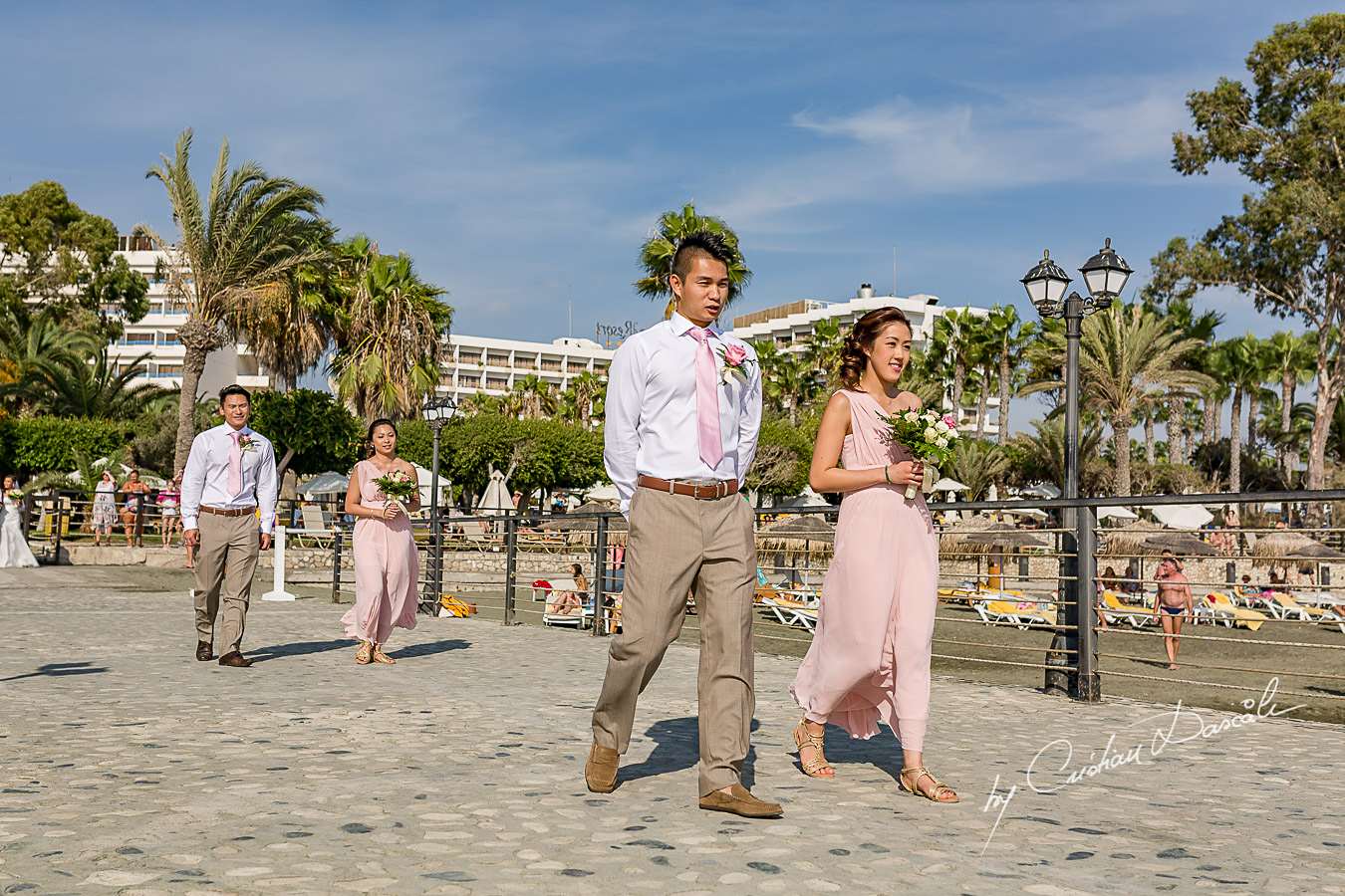 Elias Beach Hotel Wedding - Johnson & Helen - 24