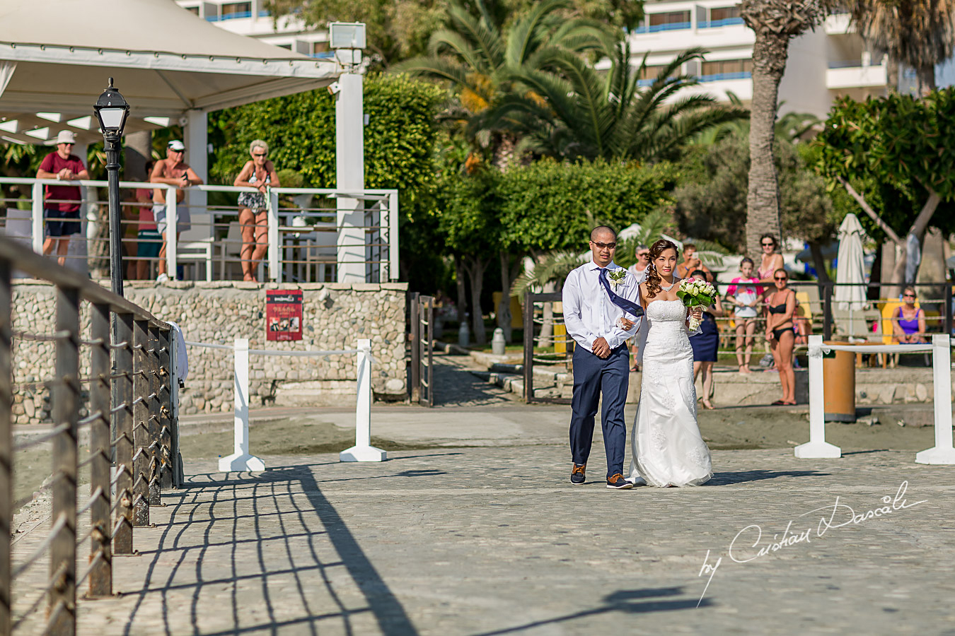 Elias Beach Hotel Wedding - Johnson & Helen - 25