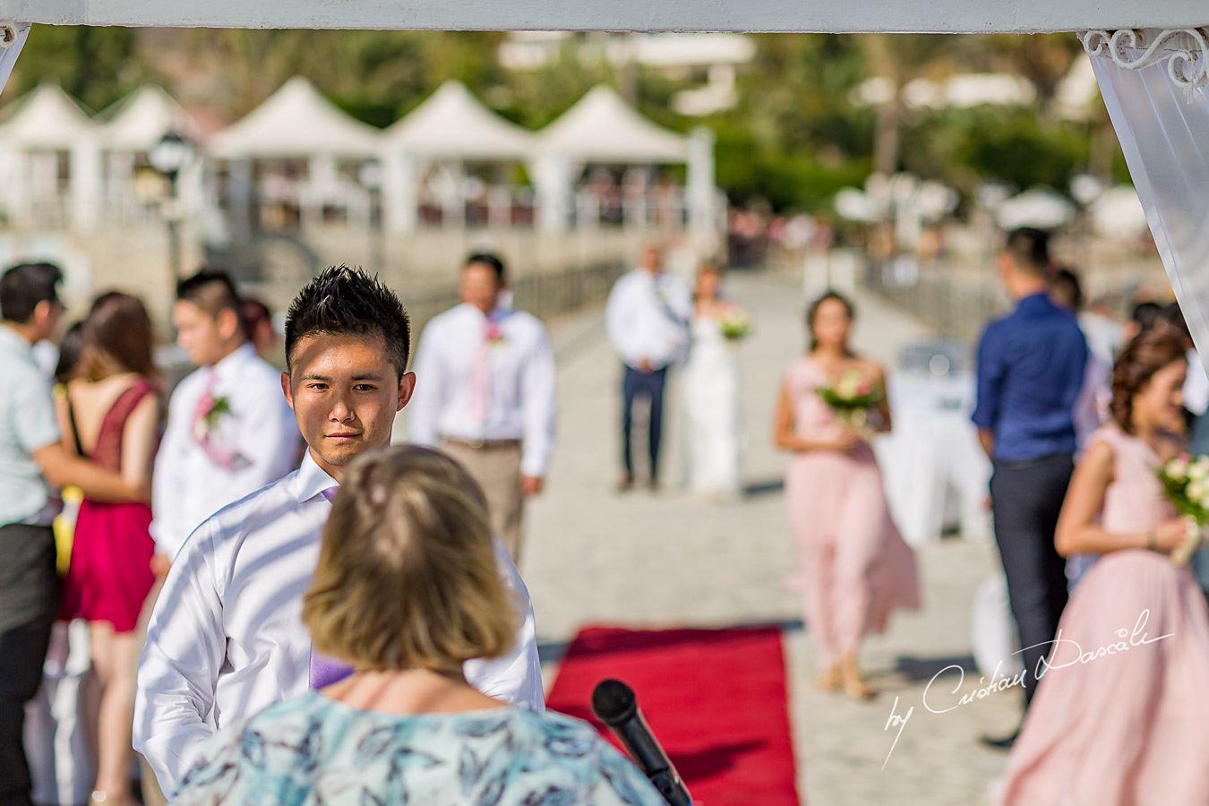 Elias Beach Hotel Wedding - Johnson & Helen - 27