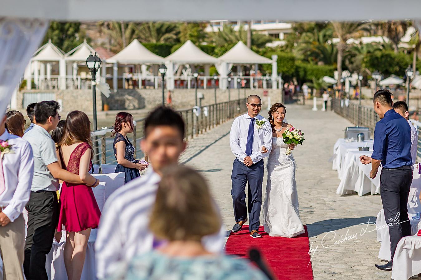 Elias Beach Hotel Wedding - Johnson & Helen - 28