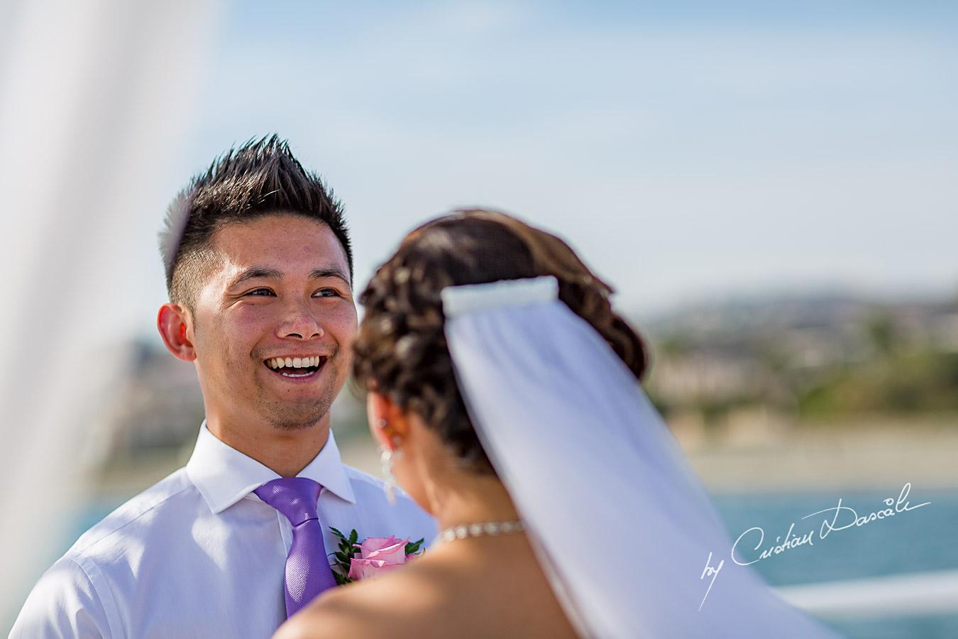Elias Beach Hotel Wedding - Johnson & Helen - 40