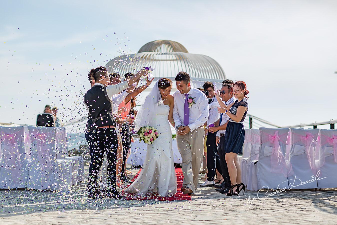 Elias Beach Hotel Wedding - Johnson & Helen - 47