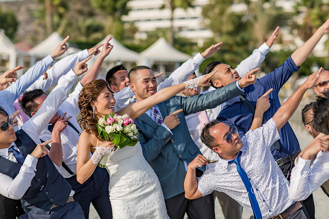 Elias Beach Hotel Wedding - Johnson & Helen - 52