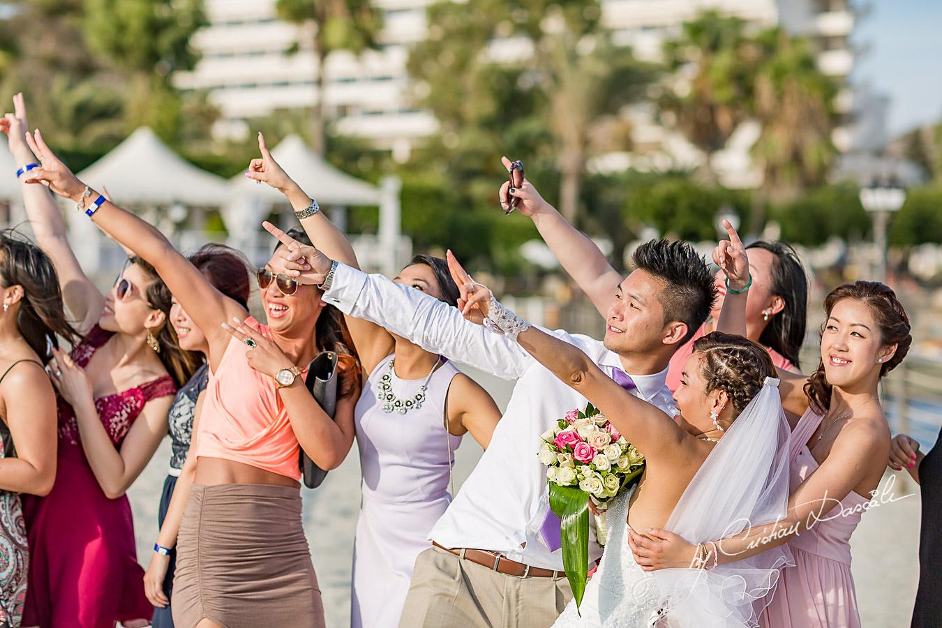 Elias Beach Hotel Wedding - Johnson & Helen - 53