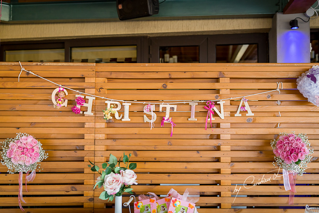 Christening Photography in Cyprus - Christina`s Christening - 23