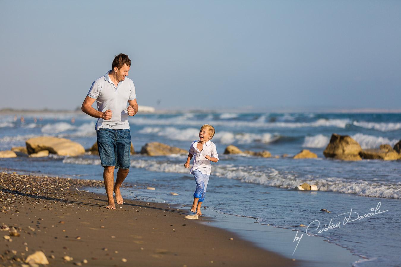 Family Photography at Kurion Beach - 06