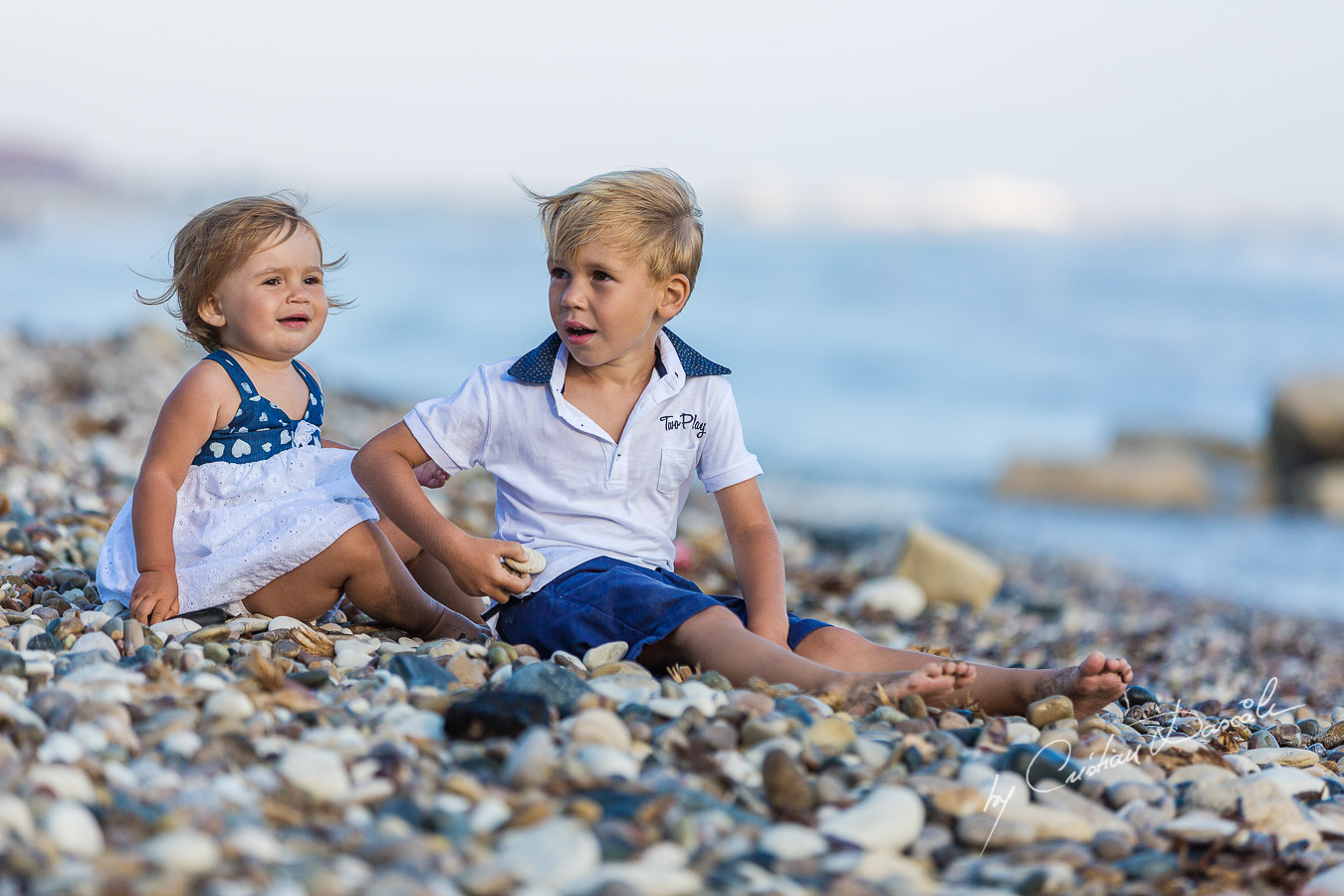 Family Photography at Kurion Beach - 11