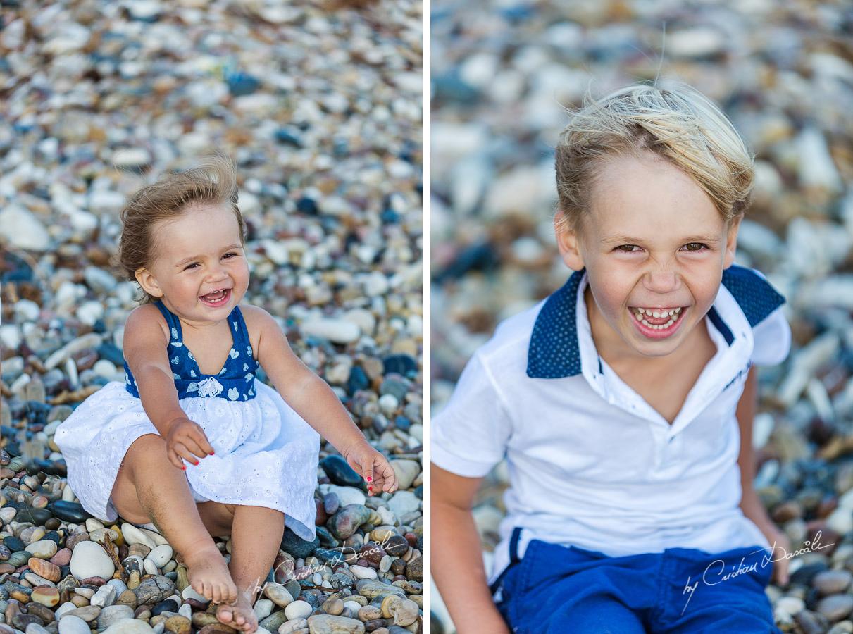Family Photography at Kurion Beach - 12