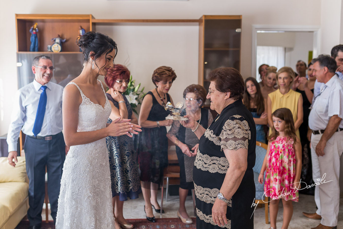 Wedding at Aphrodite Hills in Cyprus - 35