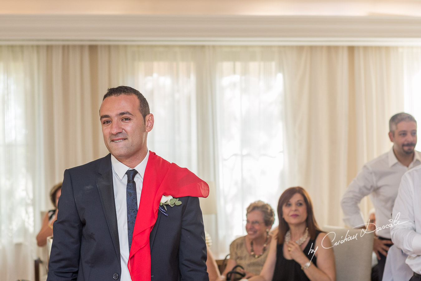 Wedding at Aphrodite Hills in Cyprus - 42